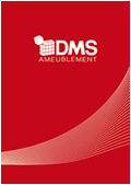 Brochure ameublement DMS Lyon Paris